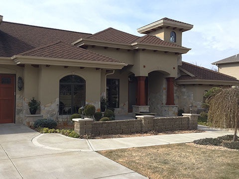 Gto stucco design is a full service stucco eifs and for Exterior stucco design ideas